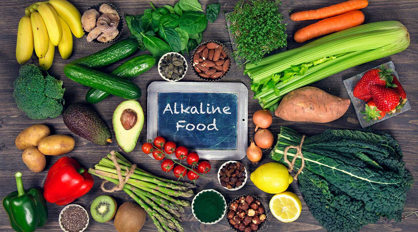 The Alkaline Diet and Oxalates